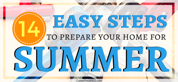 14 Easy Steps To Prepare Your Home For Summer