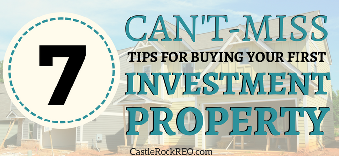 WP - 7 Tips For First-Time Real Estate Investors